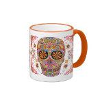 Día de la taza/del Dia muertos de los Muertos Mug