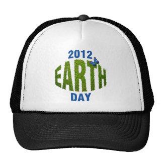 Día de la Tierra 2012 Gorra