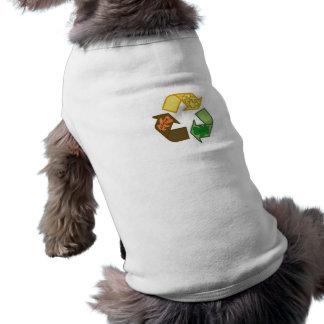 Día de la Tierra Camisas De Perritos