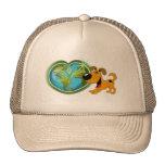 Día de la Tierra y calabaza Gorro