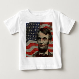 Día de Lincoln Camiseta De Bebé