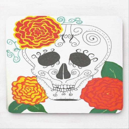 Dia De Los Muertos Tapetes De Ratón