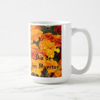 Dia de los Muertos - día de la taza muerta