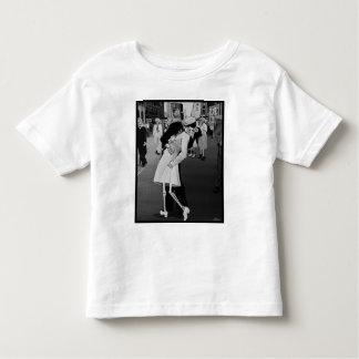 Dia De Los Muertos Kiss en Times Square Camisetas