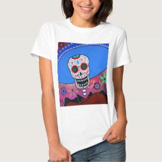 Dia de los Muertos Mariachi Camisas