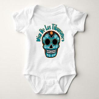 Dia De Los Tiburones.png Body De Bebé