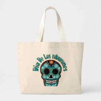 Dia De Los Tiburones.png Bolsa Lienzo