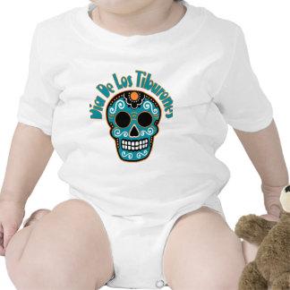 Dia De Los Tiburones png Traje De Bebé
