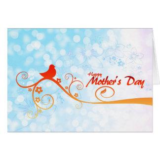 Día de madre - happy Mother´s Day Tarjeta De Felicitación