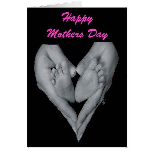 Día de madres feliz: Nueva tarjeta de felicitación