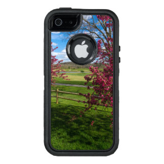 Día de primavera en Rivercut Funda OtterBox Defender Para iPhone 5
