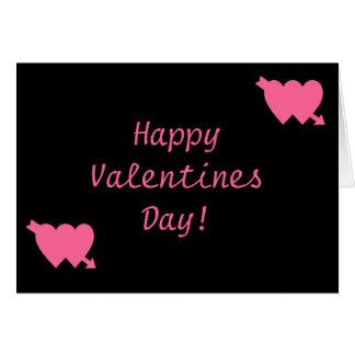 ¡Día de San Valentín feliz! Tarjetas