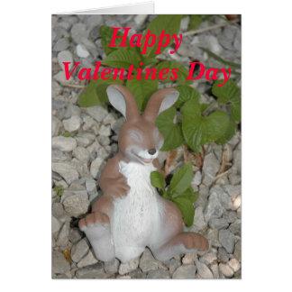 Día de San Valentín feliz Tarjeta De Felicitación