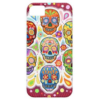 Día del caso muerto del iPhone 5 del arte Funda Para iPhone SE/5/5s