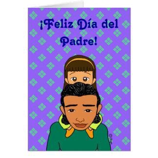 Día del Padre Tarjeta