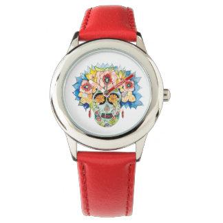 Día del reloj rojo muerto