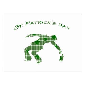 Día del St. Patricks Postal