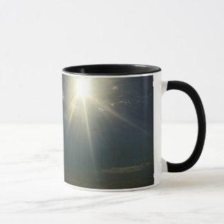 Taza Día dinámico taza de café de 11 onzas