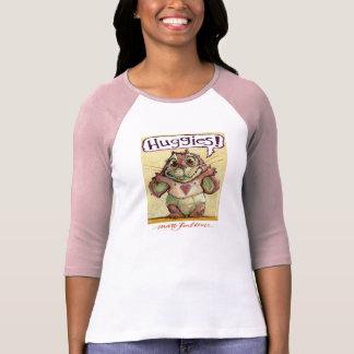 ¡Día feliz de Huggies! Camiseta