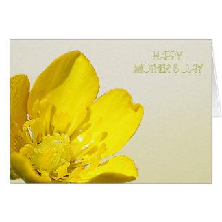 Día feliz del ` s de la madre felicitación