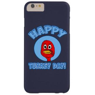Día feliz Iphone 6S de Turquía más el caso Funda Para iPhone 6 Plus Barely There