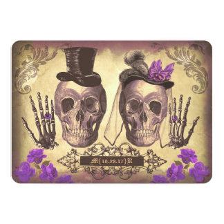 Compra tus invitaciones de boda con diseños góticos en la gran selección de Zazzle.