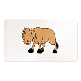 Día gritador solo triste del vegetariano del mundo tarjetas de visita