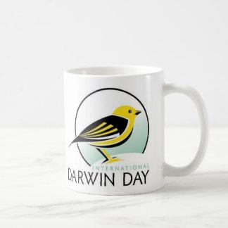 Día internacional de Darwin Taza De Café