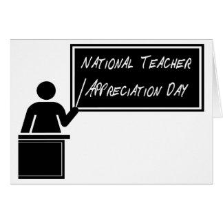 Día nacional del aprecio del profesor