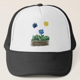 Día soleado gorra de camionero