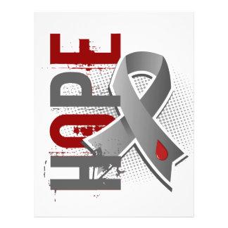 Diabetes de la esperanza 2 folleto 21,6 x 28 cm