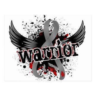 Diabetes juvenil del guerrero 16 postal