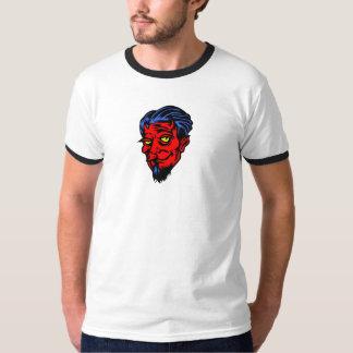 diablo liso camisetas