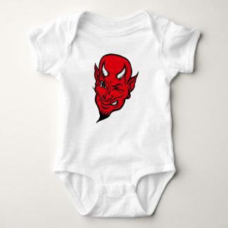 Diablo rojo de Lil Body Para Bebé
