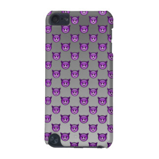 Diablos de la púrpura de Emoji Funda Para iPod Touch 5G