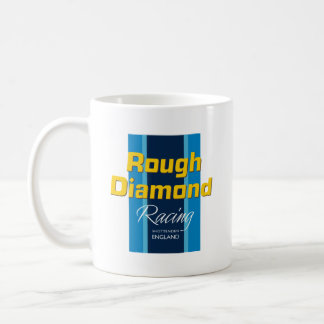 Diamante áspero que compite con la taza
