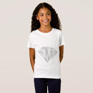 Diamante blanco para mi amor camiseta