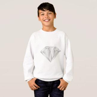 Diamante blanco para mi amor sudadera