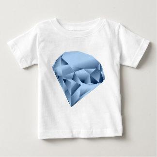 Diamante Camiseta De Bebé