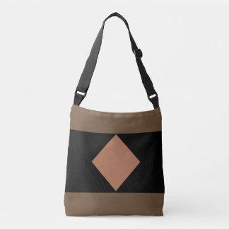 DIAMANTE de BROWN todo encima - imprima la bolsa