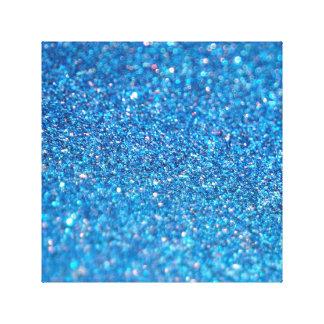 Diamante del lujo del brillo impresión en lienzo