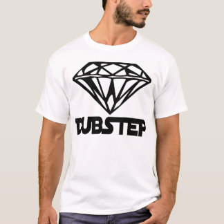Diamante Dubstep Camiseta