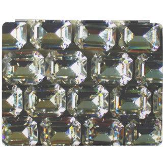 Diamantes artificiales cover de iPad