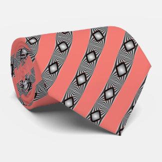 Diamantes con las tiras corbatas personalizadas