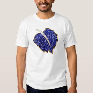 Diamantes de los diamantes artificiales de la camisetas