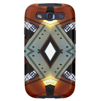Diamantes y futurismo urbano CricketDiane de las Galaxy S3 Protectores