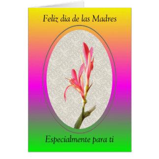 Diámetro de las Madres, Especialmente de Feliz… Tarjeta De Felicitación
