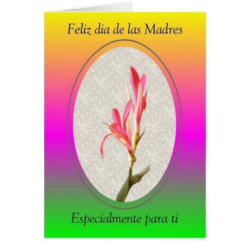 Diámetro de las Madres, Especialmente de Feliz… Felicitaciones