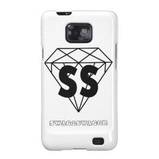 DIAMOND SAMSUNG GALAXY SII FUNDA