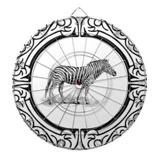 Diana anillo de la cebra